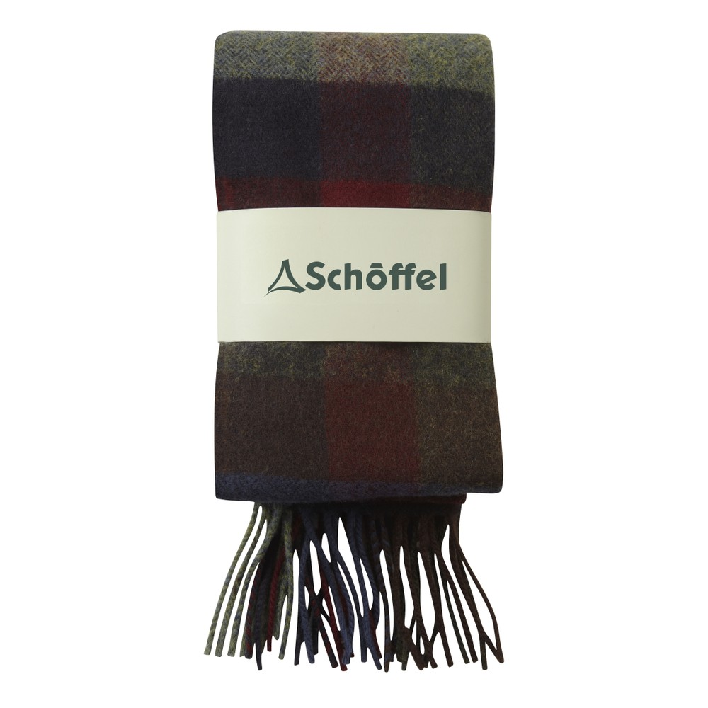 Schoffel Schoffel Check Scarf - Multi