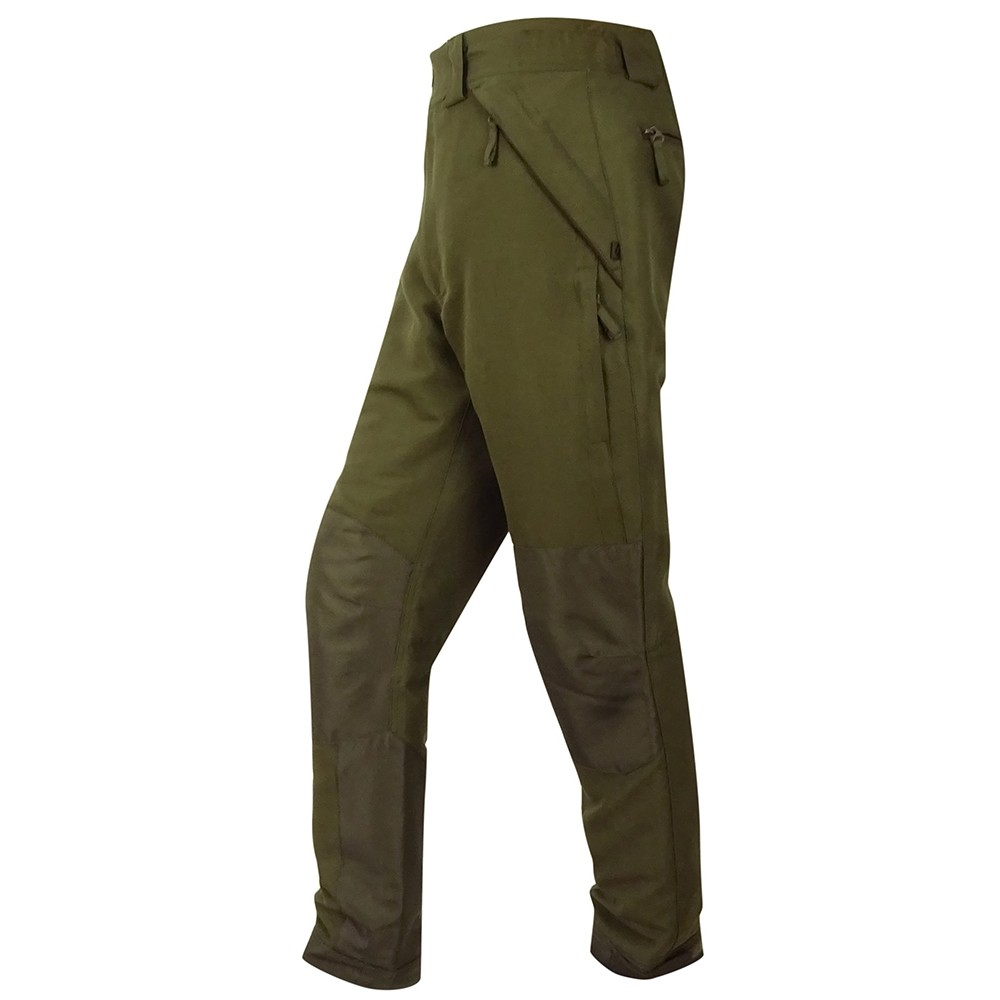 Hoggs Of Fife Hoggs of Fife Kincraig Waterproof Field Trousers - Olive