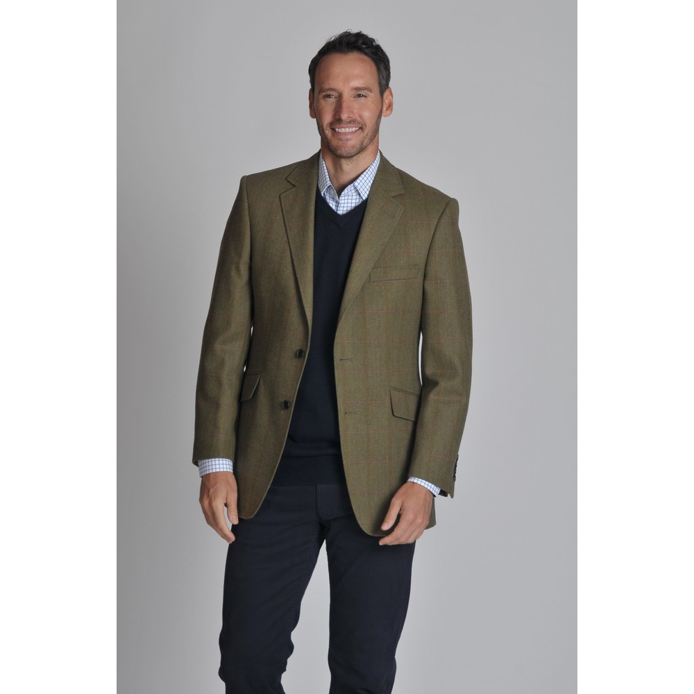 Schoffel Belgrave Tweed Sports Jacket Sandringham