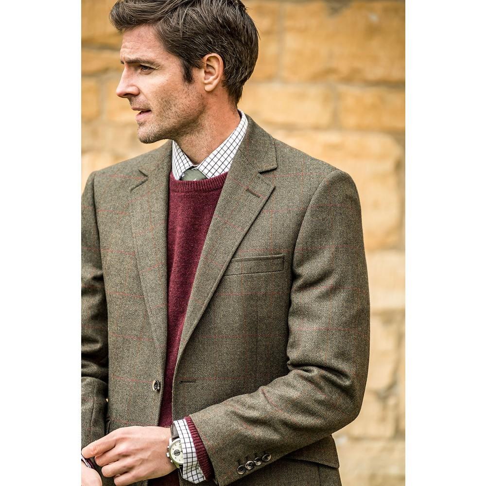 Schoffel Belgrave Tweed Sports Jacket Windsor Tweed