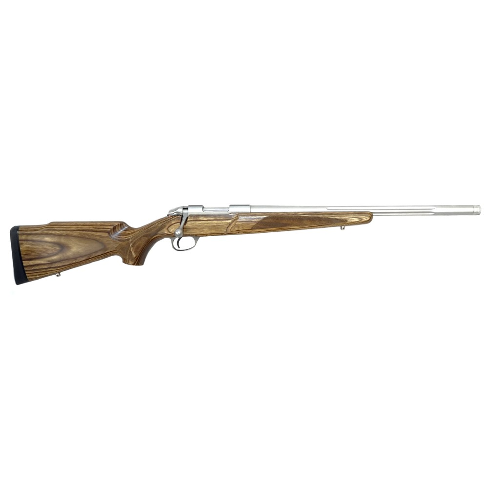 Sako 85 Varmint Laminated Stainless Rifle