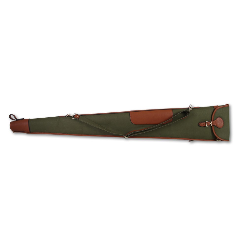 Maremmano Canvas & Faux Leather Shotgun Slip - 32""