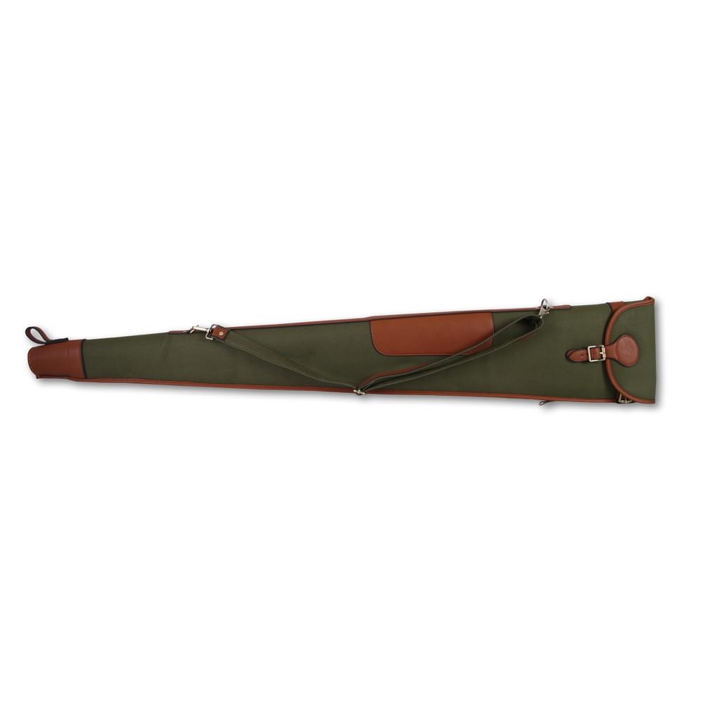 Maremmano Canvas & Faux Leather Shotgun Slip - 32