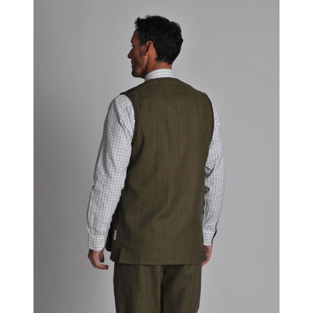 Schoffel Ptarmigan Tweed Waistcoat II Sandringham