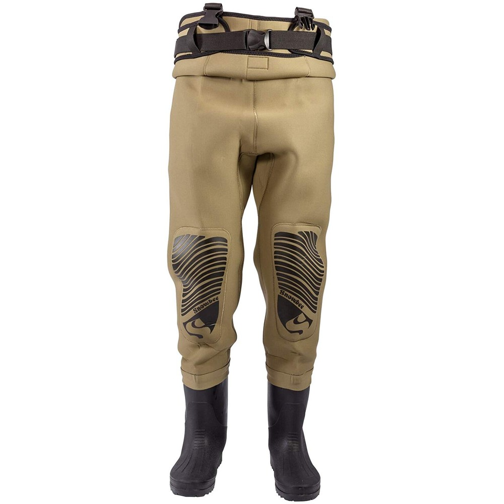Snowbee Snowbee Classic Neoprene Cleated Chest Waders