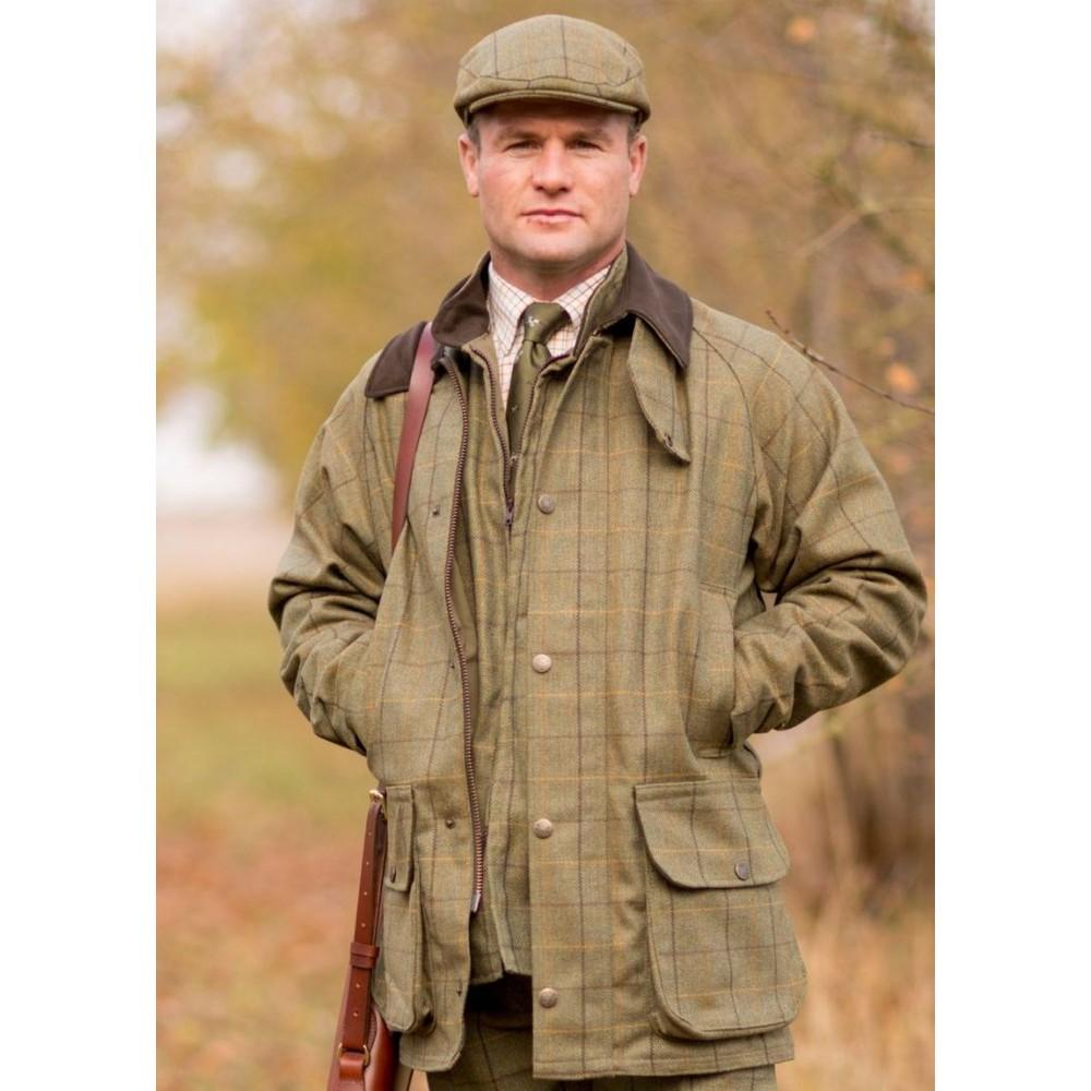 Alan Paine Rutland Cap Dark Moss