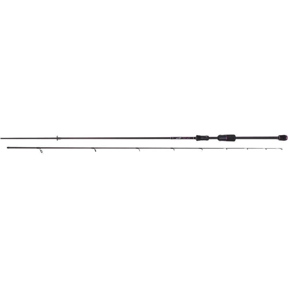 Wychwood Agitator Drop Shot Rod 6'3 2g-14g Black