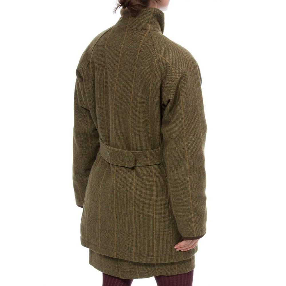 Alan Paine Combrook Ladies Coat Heather