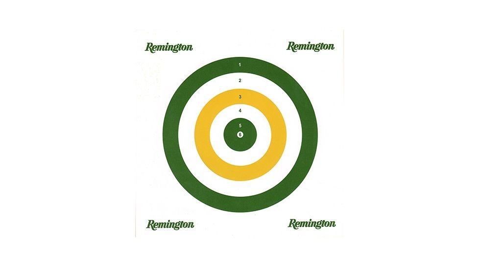 Remington Paper Targets - 25