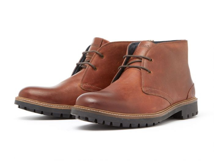 Chatham Drogo Chukka Boot - Dark Tan