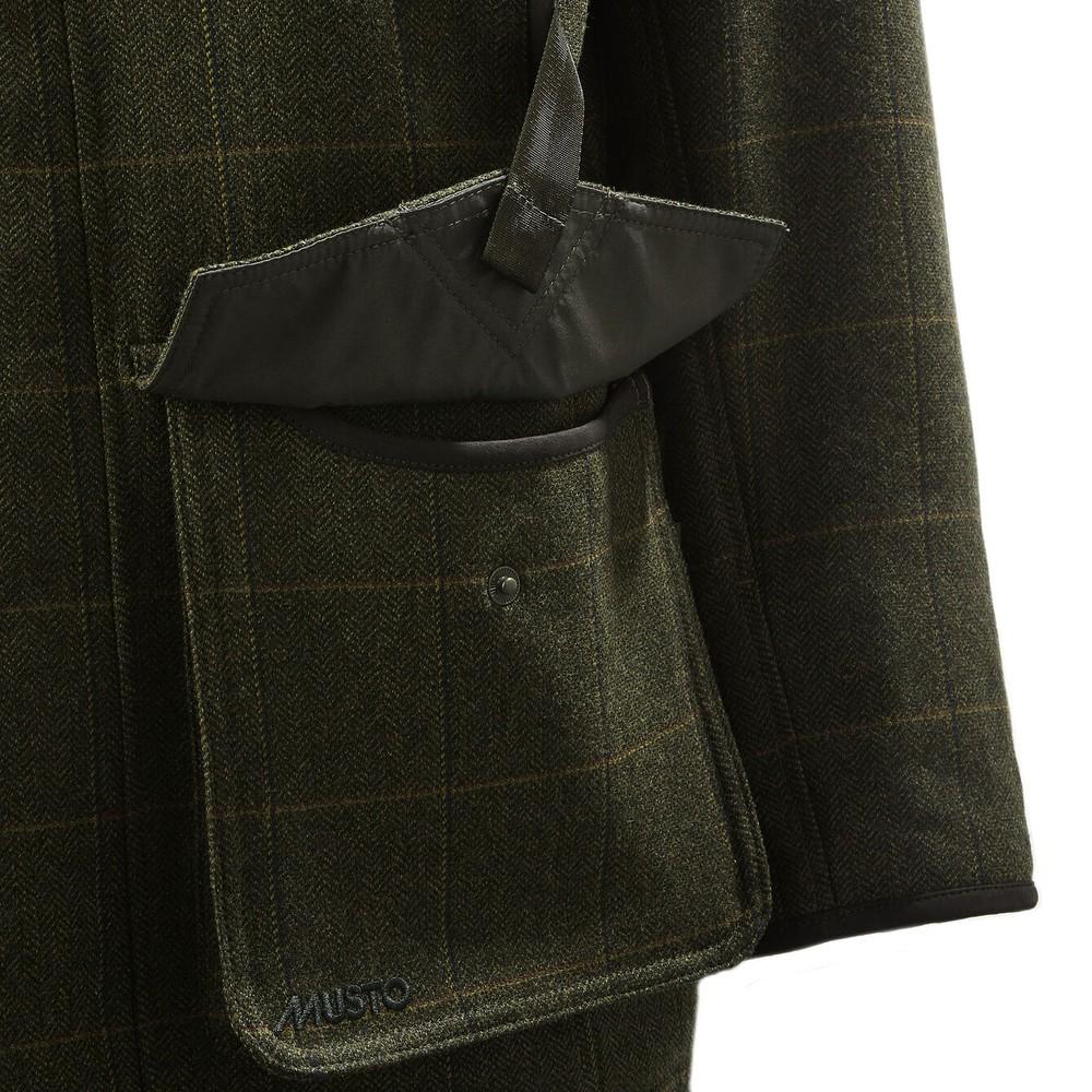 Musto Light Washable GTX Tweed Jacket - Balmoral Balmoral