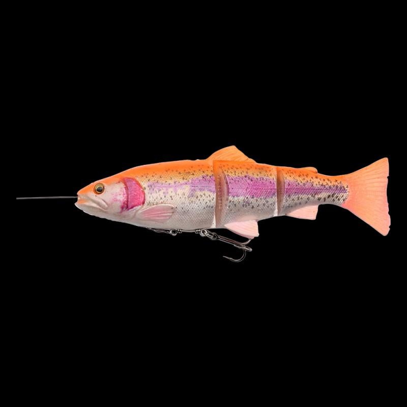 Savage Gear 4D Line Thru Trout 15cm 35gram Orange