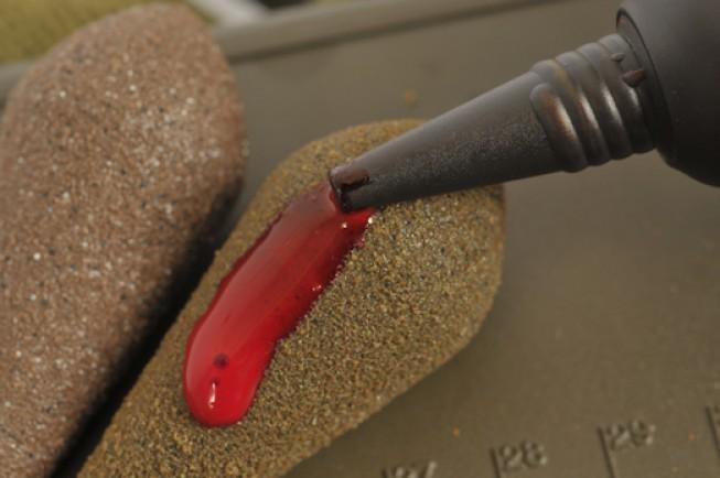 Korda Textured Lead - Flat Pear Inline Camo