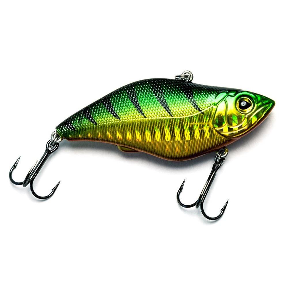 Drennan E-Sox Jester Lure - 7cm - Green/Gold Green