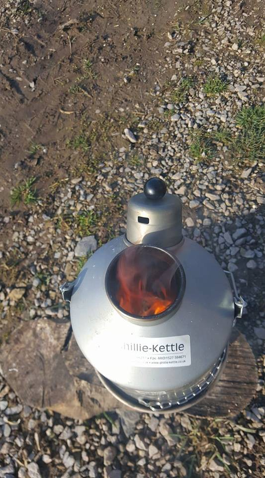 Ghillie Kettle Company Ghillie Kettle - The Adventurer - Aluminium - 1.5L