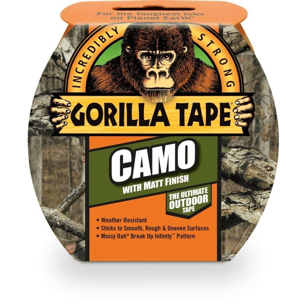 Gorilla Tape - Camo Camo