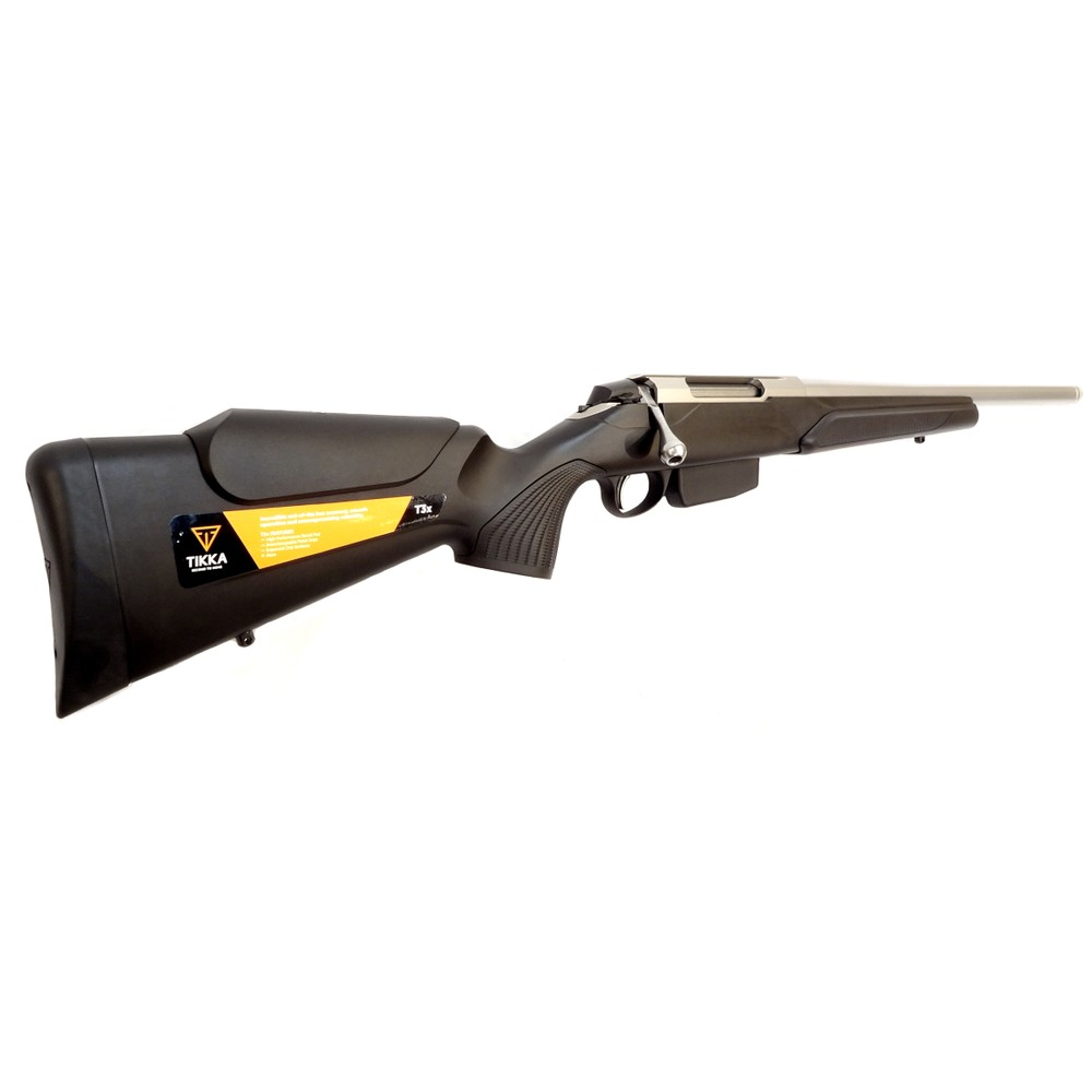 Tikka T3X Varmint Stainless Rifle Synthetic