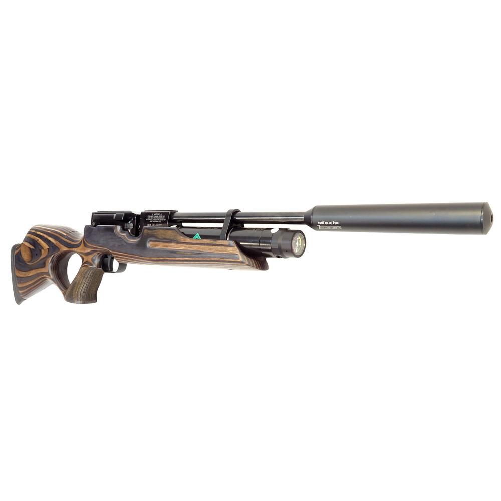 Weihrauch HW100 KT Adjustable Air Rifle Laminate