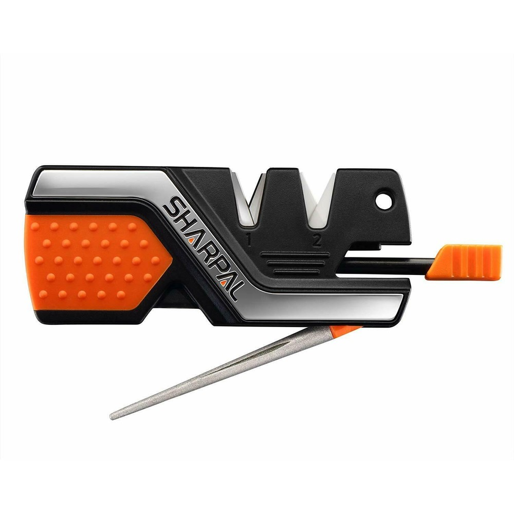 Sharpal 6 in 1 Knife Sharpener And Survival Tool