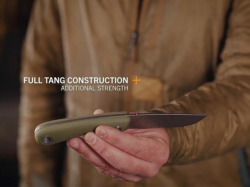 Gerber Vertebrae™ FE Fixed Blade Knife Green