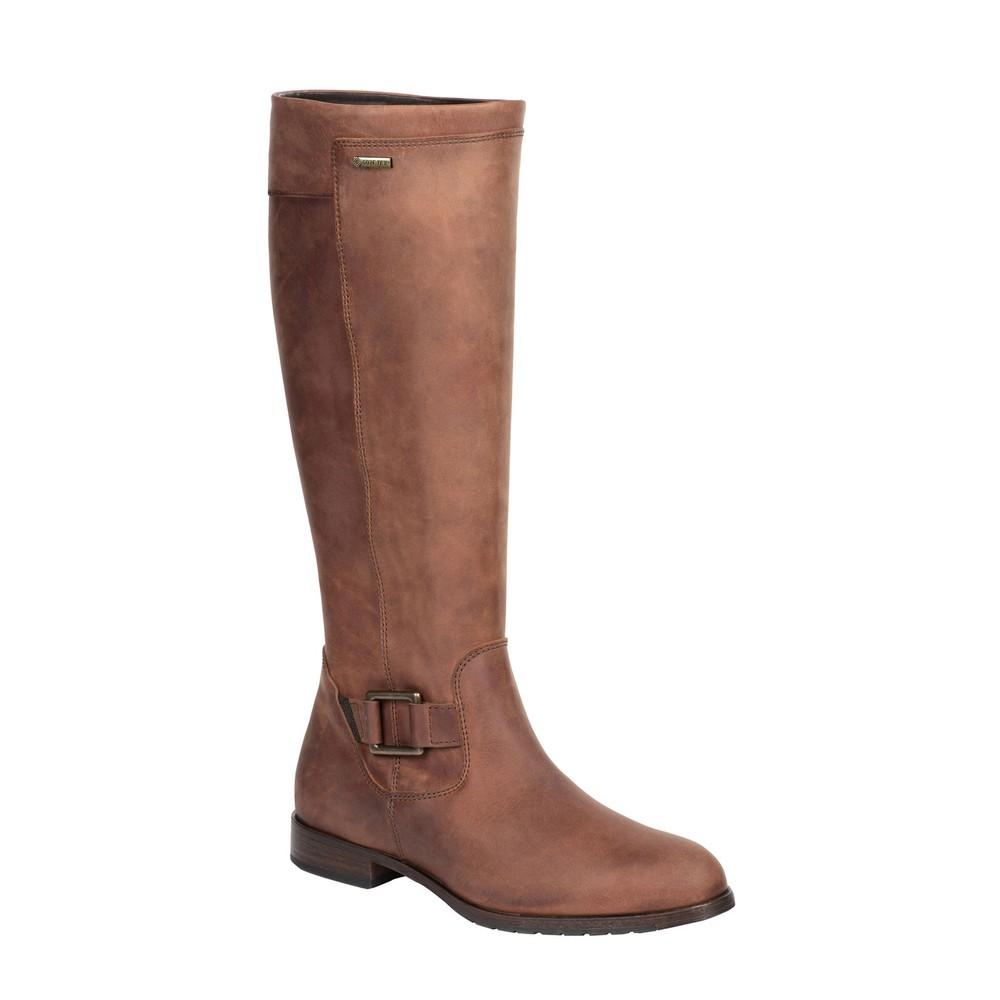 Dubarry Limerick Knee-High Boot - Chestnut
