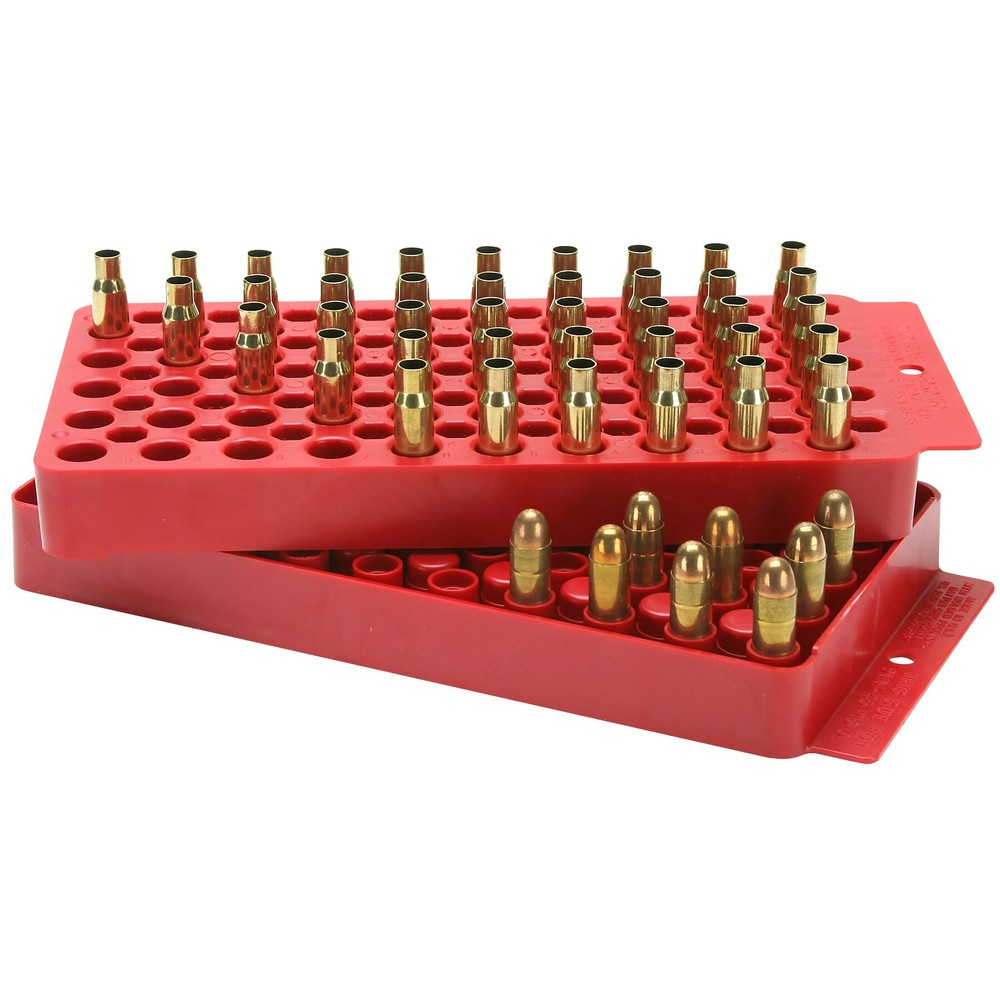 MTM Universal Loading Tray Red