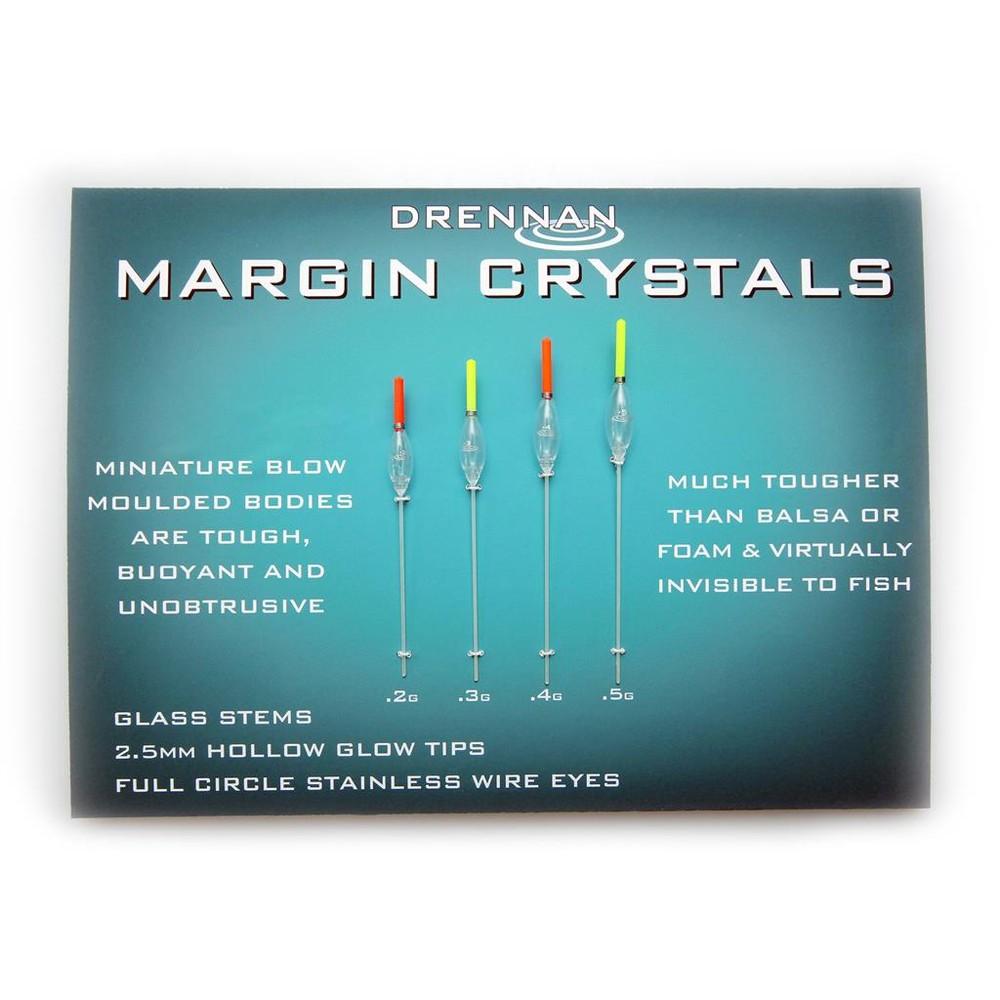 Drennan Margin Crystal Pole Float Multi
