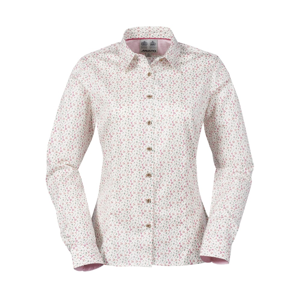Musto Musto Country Women's Shirt - Sweet William Pink