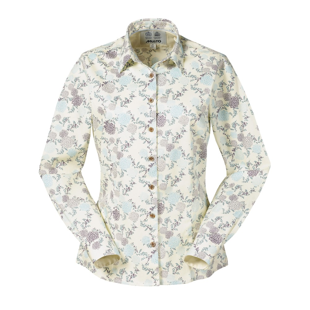 Musto Country Women's Shirt Glamis Floral
