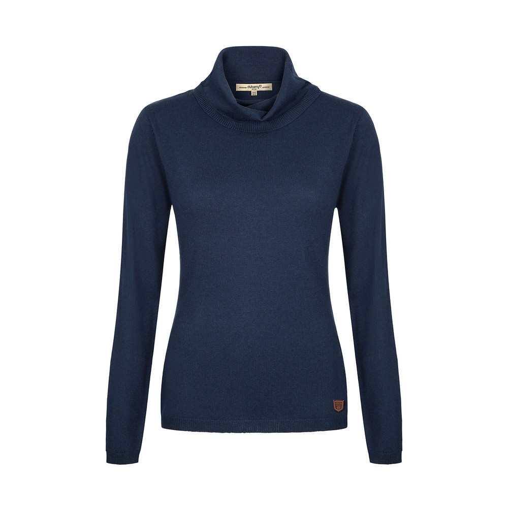 Dubarry Dubarry Redmond Roll Neck Sweater - Navy