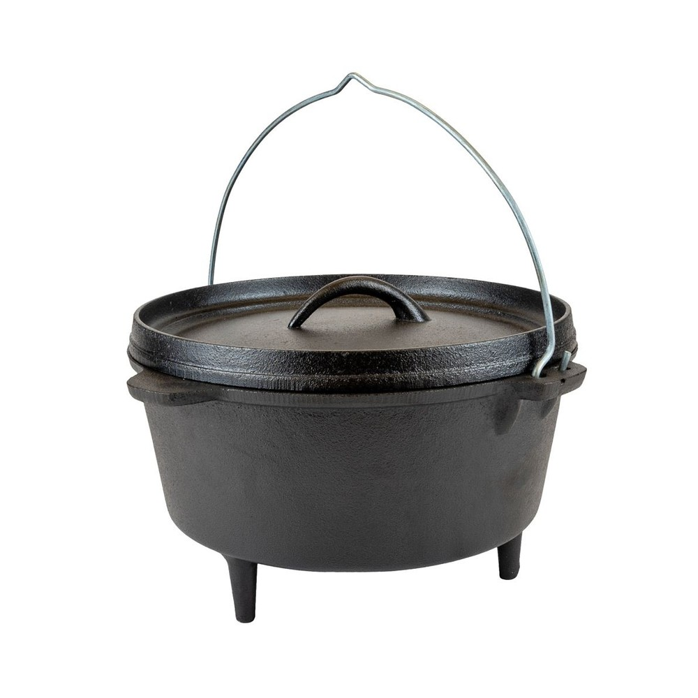 Thatchreed Dutch Oven 8.5L Black