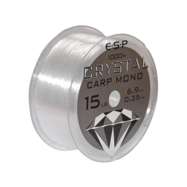 ESP Crystal Carp Mono Line - 1000m