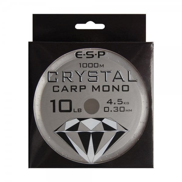 ESP Crystal Carp Mono Transparent