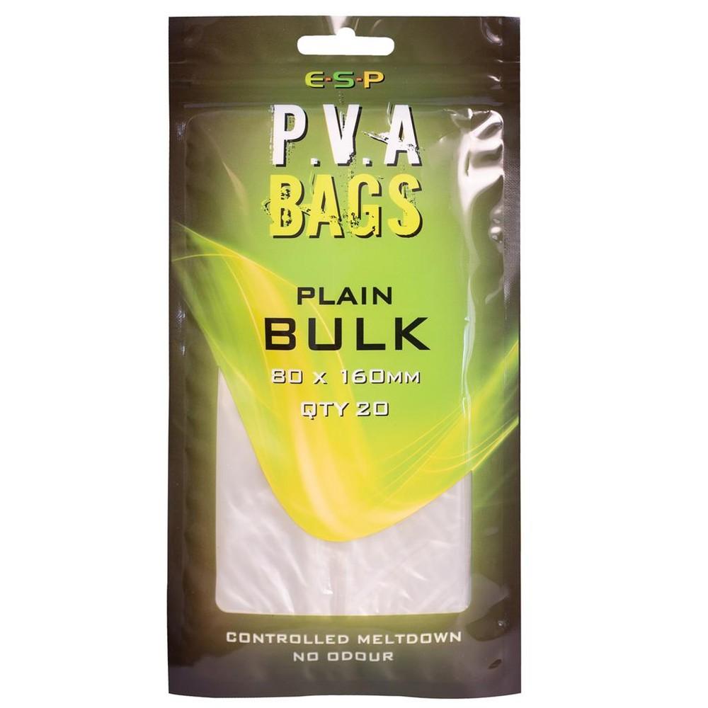 ESP PVA Bag MK2 - Plain Transparent