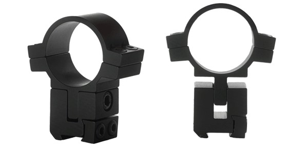 FX FX No-Limit Adjustable Scope Mounts - Picatinny in 9-11mm Dovetail