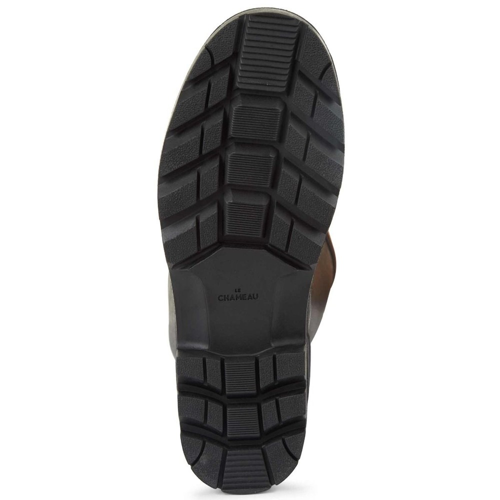 Le Chameau Giverny Ladies Wellington Boots - Noir Noir
