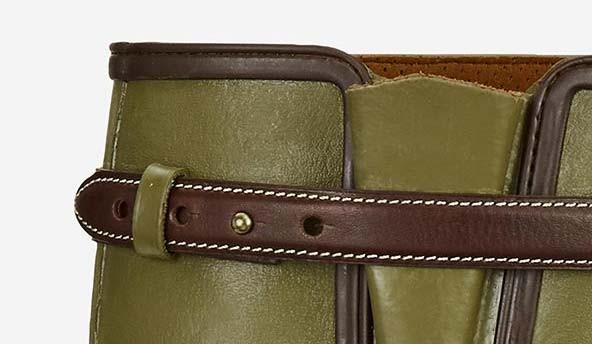 Le Chameau Vierzon 50 Limited Edition Wellington Boots Green