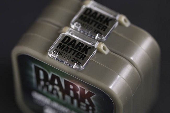 Korda Dark Matter - Tungsten Hooklink - Gravel Brown Gravel Brown