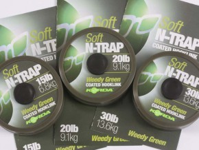 Korda Korda N-Trap Soft - Silt in Weedy Green