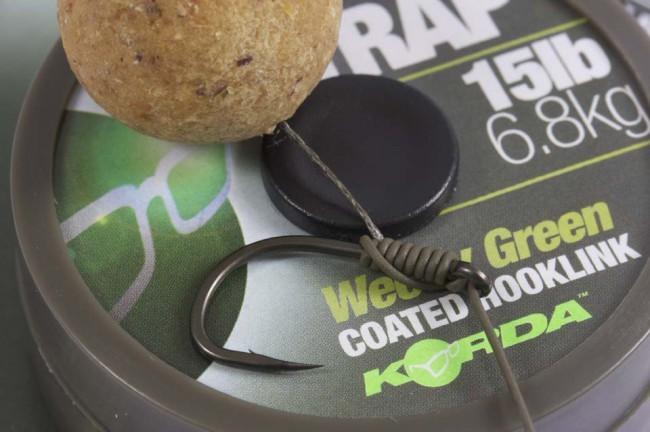 Korda N-Trap Soft - Weedy Green Weedy Green