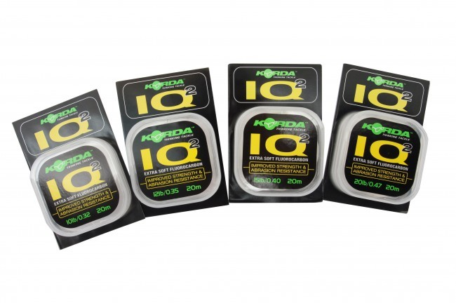 Korda IQ2 Fluorocarbon