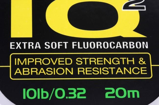 Korda IQ2 Fluorocarbon Clear