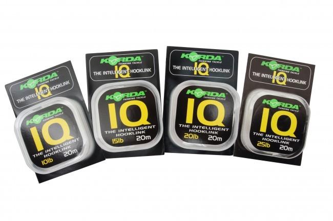 Korda IQ Fluorocarbon Clear
