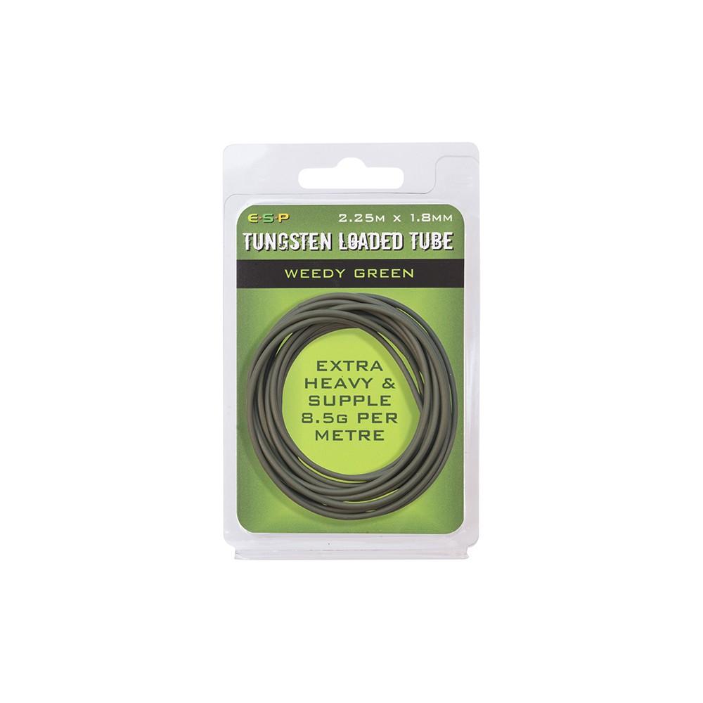 ESP Tungsten Loaded Tube - Weedy Green