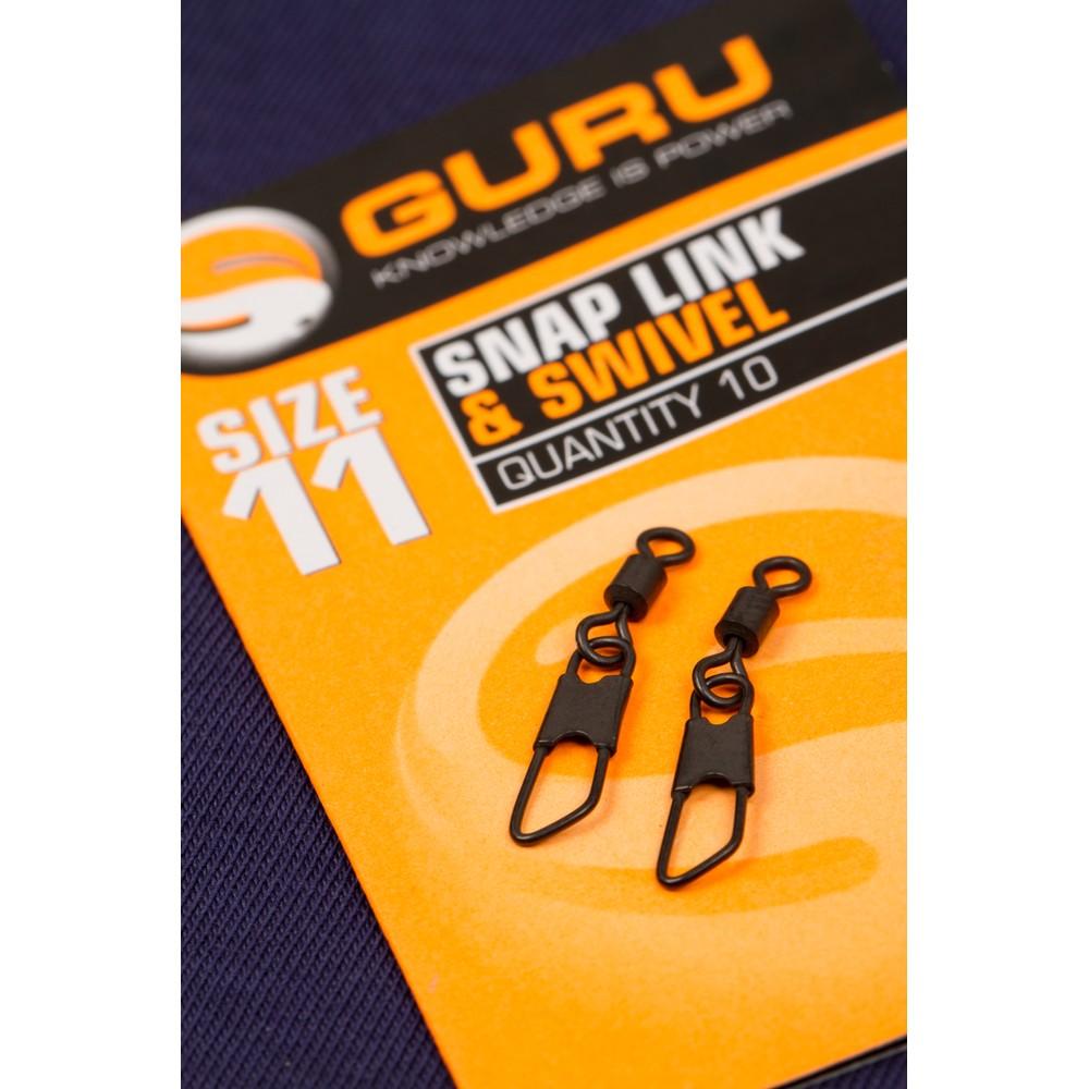 Guru Snap Link & Swivel - Size 11