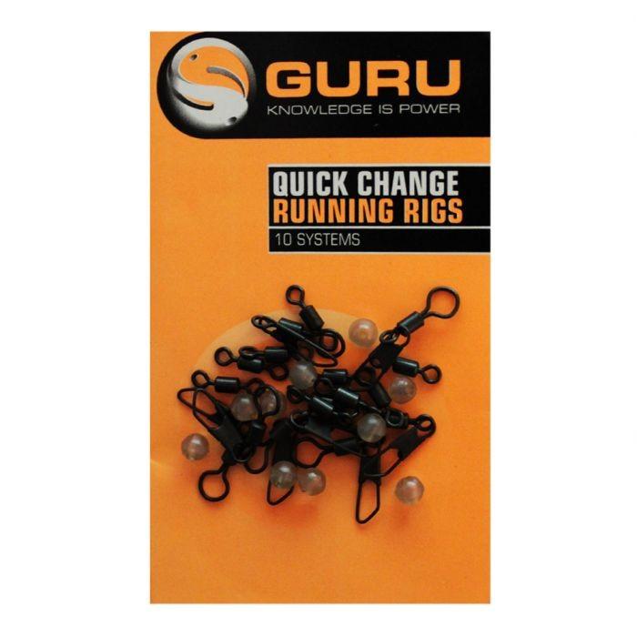 Guru Running Rig System - Size 11