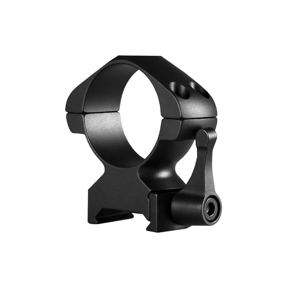 Hawke Precision Steel Ring Weaver Mounts Black