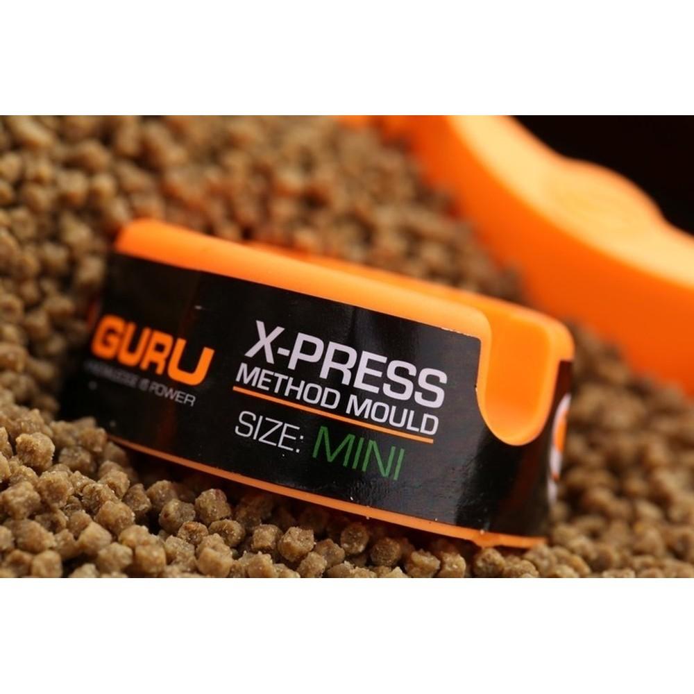 Guru X-Press Method Mould - Mini