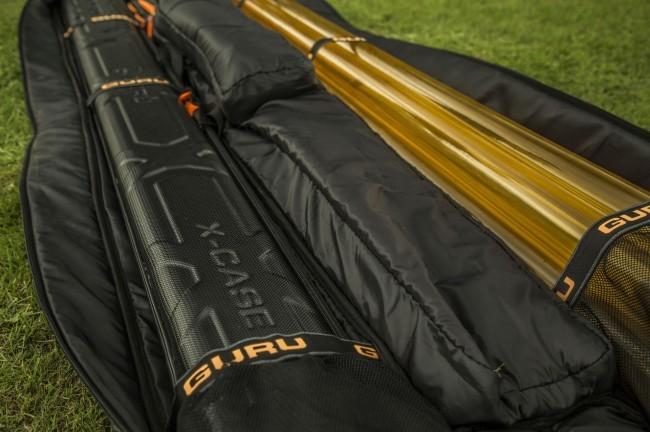 Guru Fusion XL Pole Holdall Black
