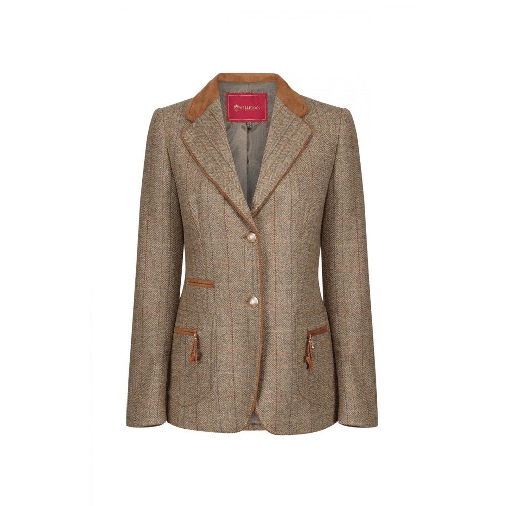Welligogs Welligogs Westminster Fitted Jacket